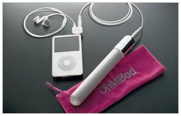 It's An iPod! It's A Vibrator! It's OhMiBod!