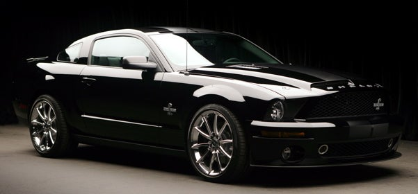 Barrett-Jackson: First 2008 Shelby GT500KR Goes For $550,000