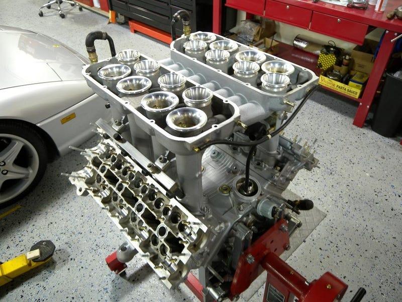 Ferrari 360 V8: A Detailed Look