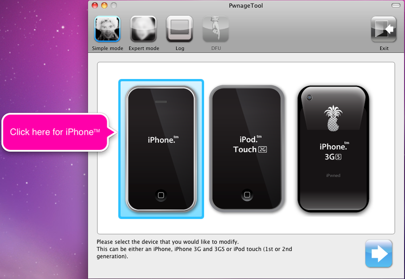 PwnageTool Updates, Jailbreaks iPhones and Most iPod touches