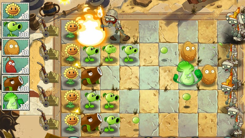 Plants Vs. Zombies 2 Is Weeks Away, But Aussies Get To Play Today