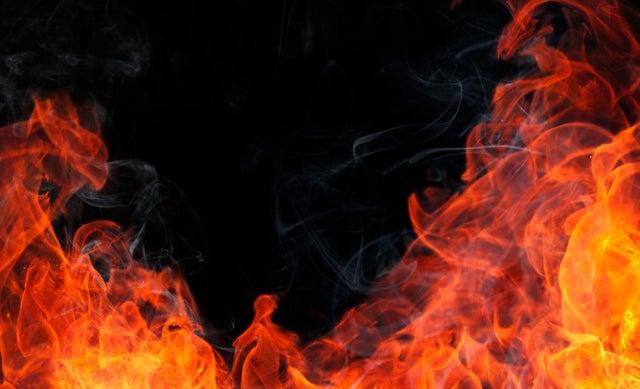 Californians Freak Out Over a Little Fire