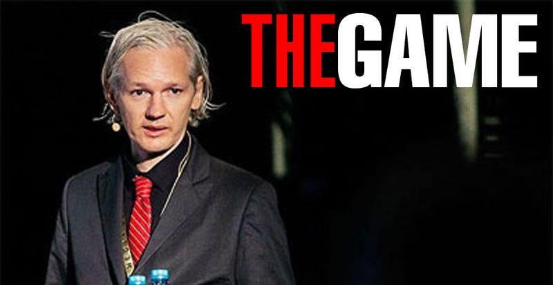 Turning WikiLeaks Into Video Games