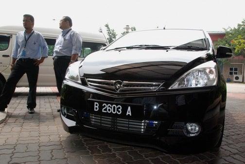 Proton Exora Turbo: The Lotus-Tuned MPV
