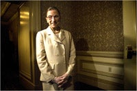Ruth Bader Ginsberg Is Ready To Raise Hell