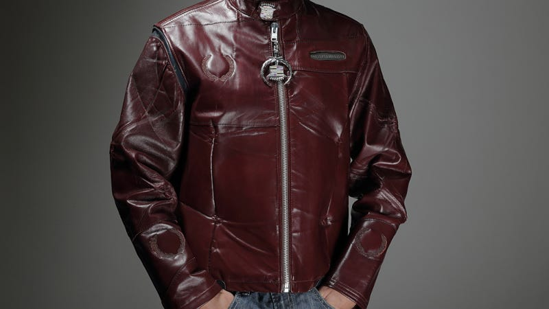 Now You Can Wear Your Car With These Tacky-But-Amazing Leather Jackets!