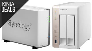 Set Up Your First NAS With These Discounted Entry-Level Models