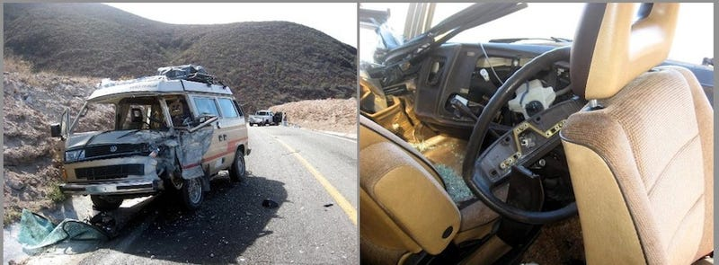 Is the VW Vanagon A Death Trap?
