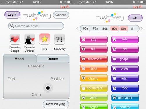Let Musicovery's iPhone App DJ to the Tune of Your Mood Swings