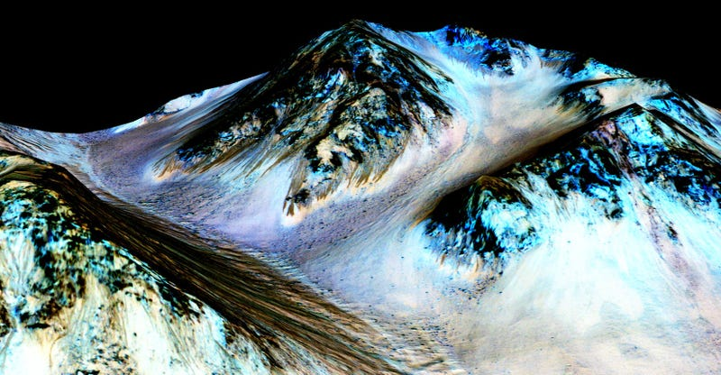 Is There Life on Mars? Here's What the Water NASA Just Found Means