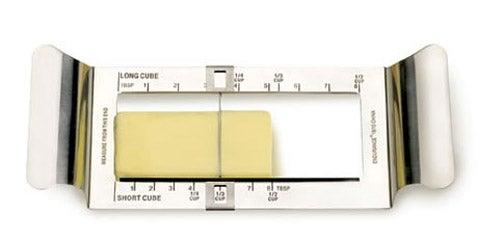 Precision Butter Cutter Cuts Butter Better