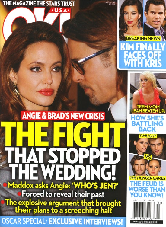 This Week In Tabloids: Lindsay Lohan's Nose Job Is Falling Apart