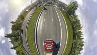 Super Euro Truck Galaxy 2