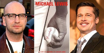 Why Did Sony Kill the Pitt/Soderbergh Film Adaptation of Michael Lewis' Moneyball?