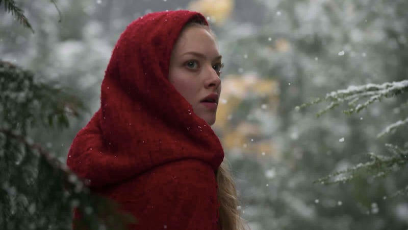 Red Riding Hood is a mean, naughty fairy tale that's fun as hell