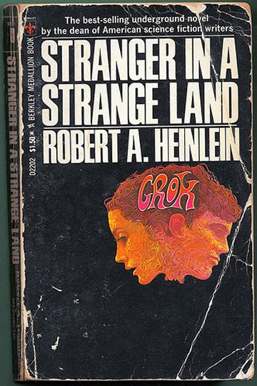 Stranger in a Strange Land is the Catcher in the Rye of SF