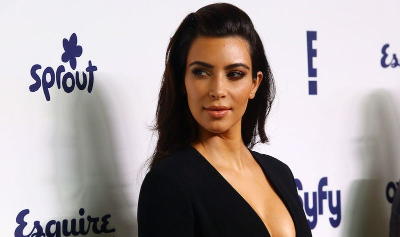 Kim Kardashian, Like World, Would Be OK If Her Reality Show Ended