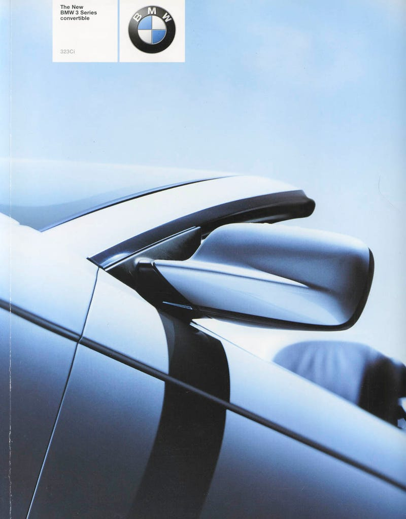 The Things You Can Learn From 90s Car Brochures