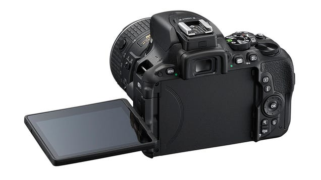 ​Nikon D5500: Nikon Finally Has a Touchscreen DSLR But Is It Too Late?