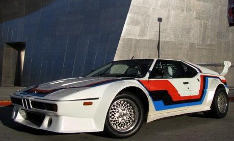 1979 BMW M1 for a Motoren-Werken $149,995!