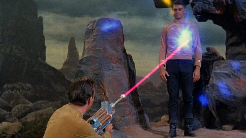 Why Star Trek Phasers Don't Exist Yet