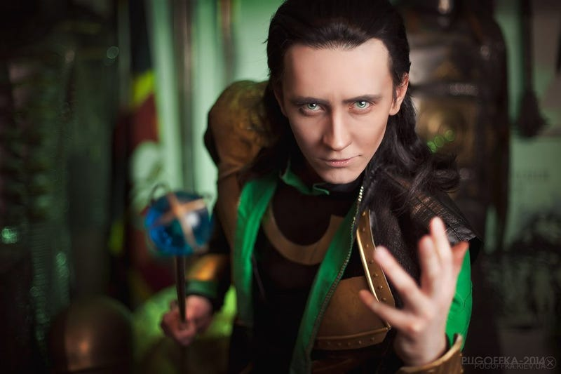 Oh Hey Loki What's Up
