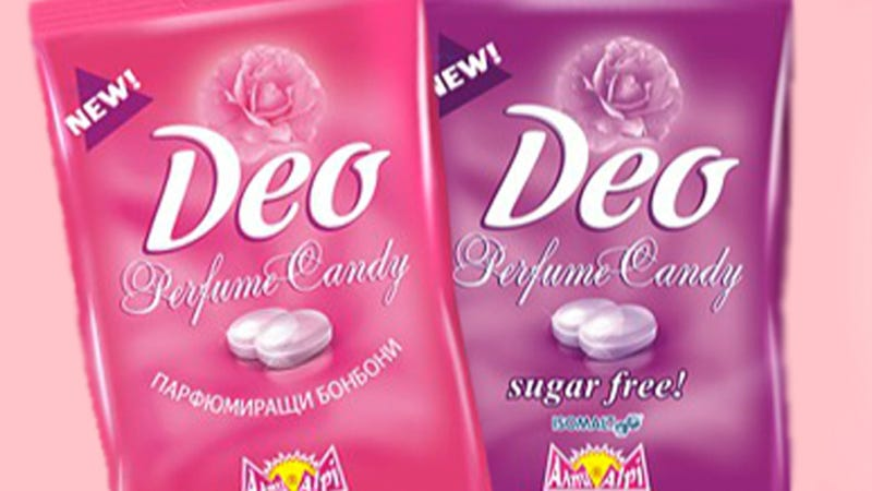 Edible Deodorant, for the Person Who'd Rather Eat Candy Than Shower Like a Normal Person
