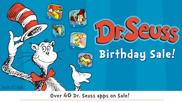 The Lord of the Rings and Dr. Seuss [Deals]