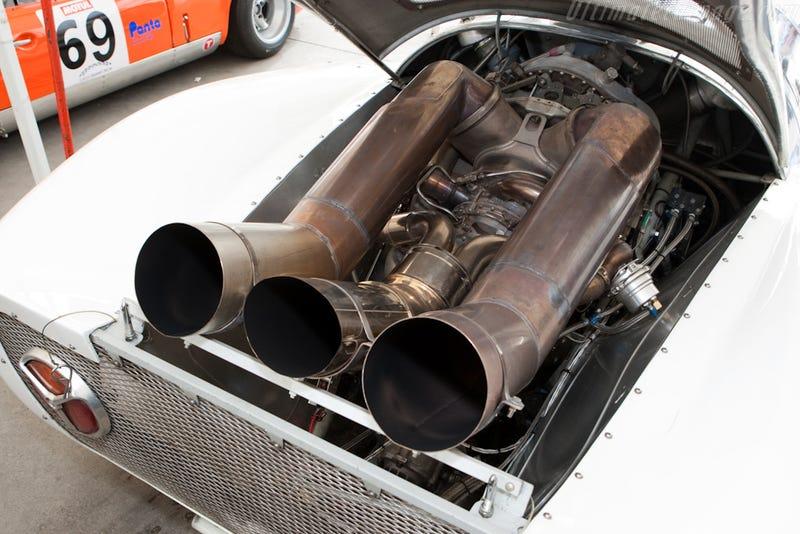 Howmet TX, turbine car's finest hour!