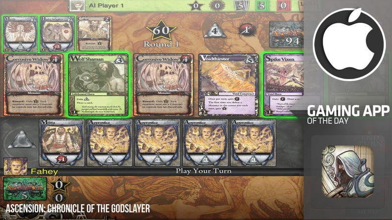 Ascension: Chronicle of the Godslayer Rises Above Other Deck-Building Games