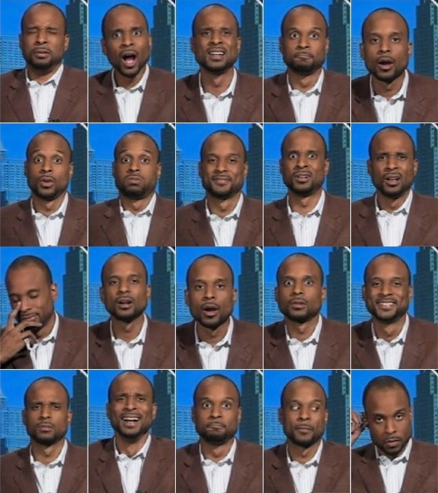 The Many Faces Of Bomani Jones