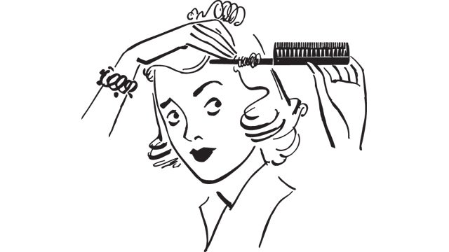If You're Right-Handed, Your Cowlick Goes Counterclockwise & Other Weird Hair Facts