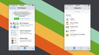 1Password for iOS Supports Touch ID, New Freemium Model