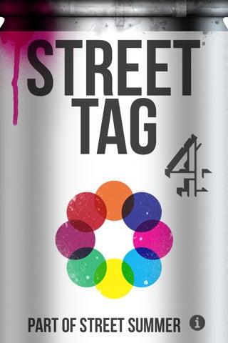 Street Tag App Gallery