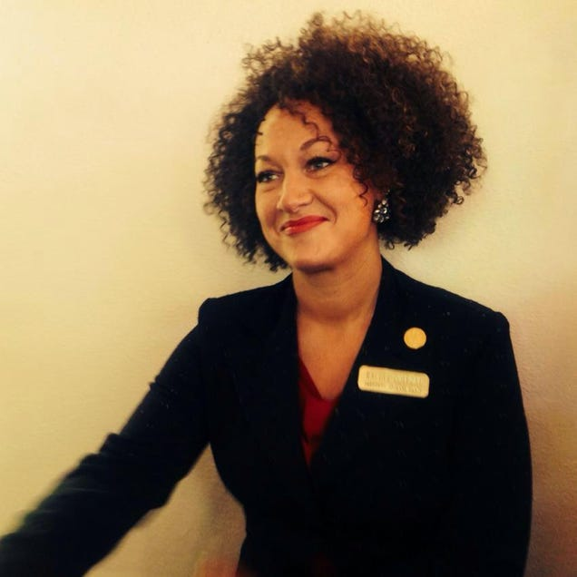 Rachel Dolezal Definitely Nailed The Hair, I'll Give Her That