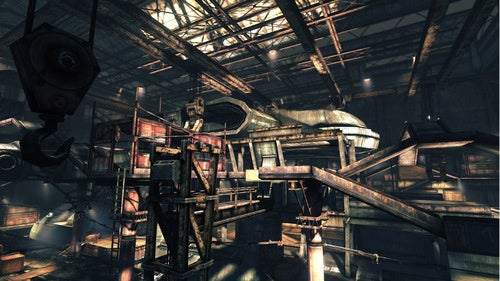 Lost Planet 2's Second Map Pack Has Something Old And Something New