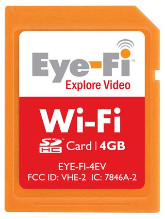 Eye-Fi Doubles Storage and Adds Video Support
