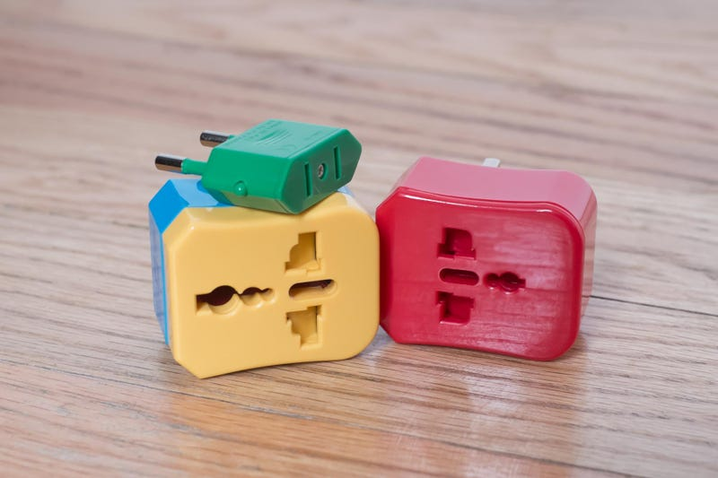 Get 10% Off This Smart, Compact Travel Plug Adapter