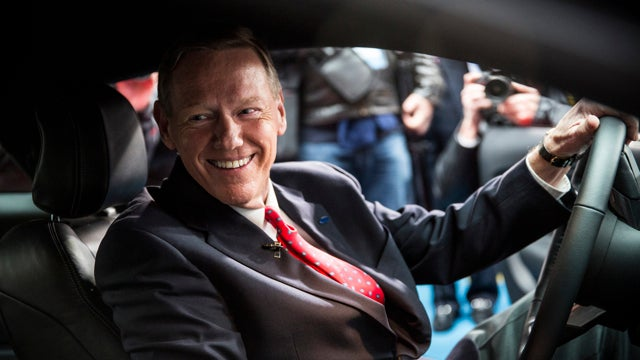Former Ford CEO Alan Mulally Appointed To Google's Board Of Directors