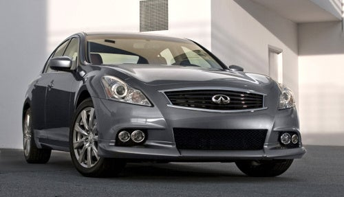 Infiniti Performance Line: Your G37 Needs Moar Power!