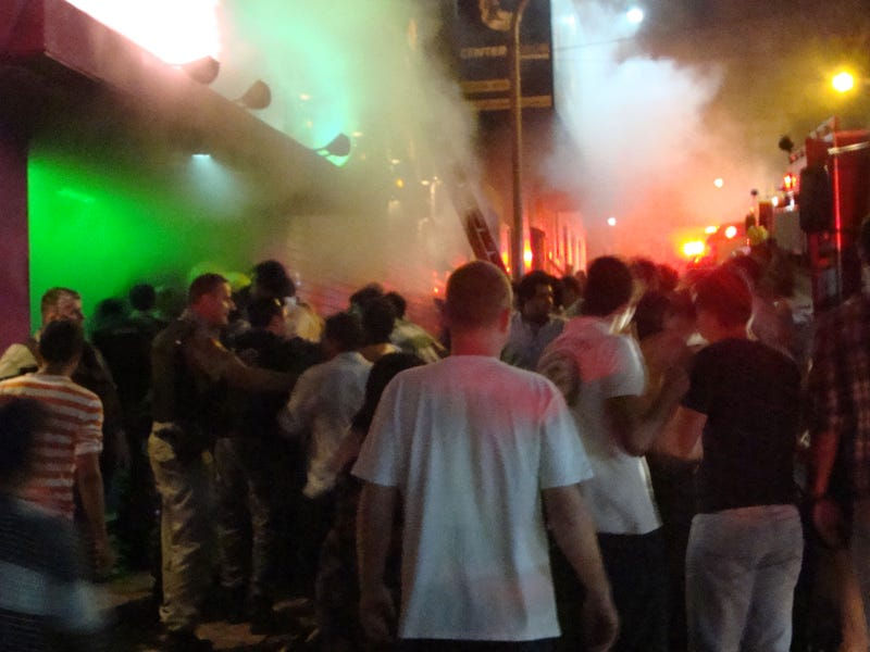 The Deadly Nightclub Fire In Brazil Happened Because That Night's Band Were Cheapskates