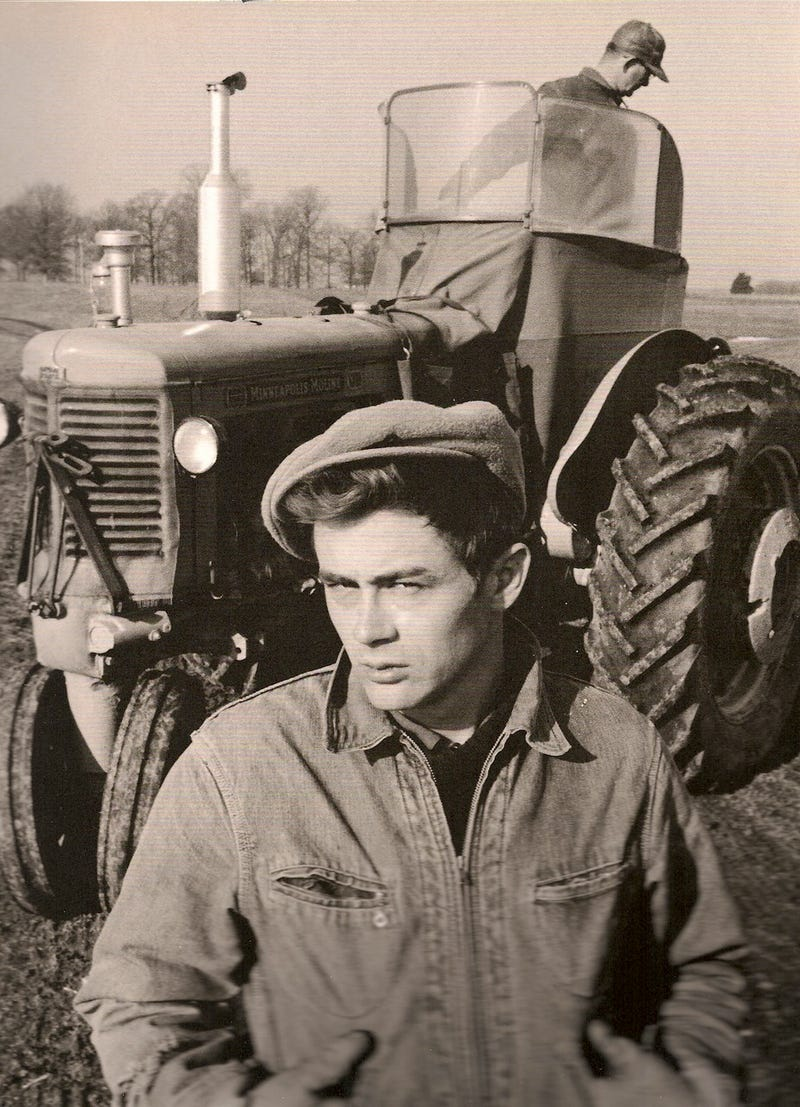 """Now's your chance to see James Dean's """"other"""" car"""