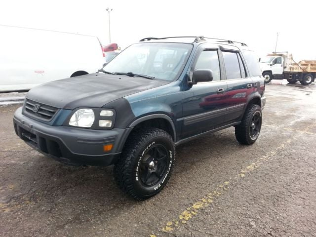 Honda crv off road built for Where is the honda cr v built
