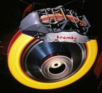 Yes, Brakes: Lexus Makes Deal with Brembo