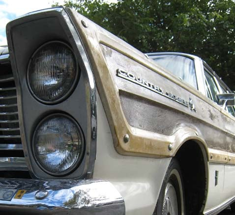 1965 Ford Country Squire