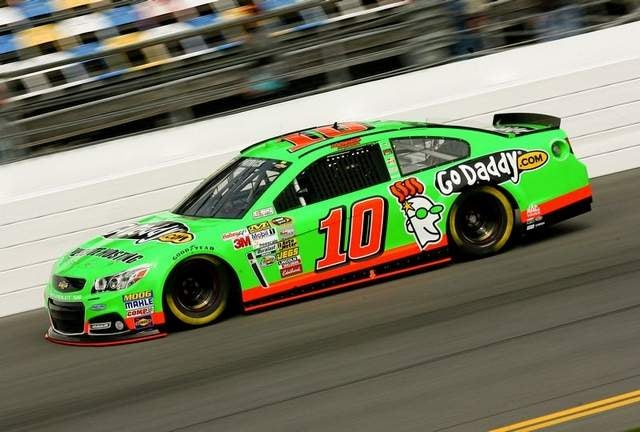 Danica Patrick Becomes First Woman to Win a Top Tier NASCAR Pole, Starting Up Front for Daytona 500