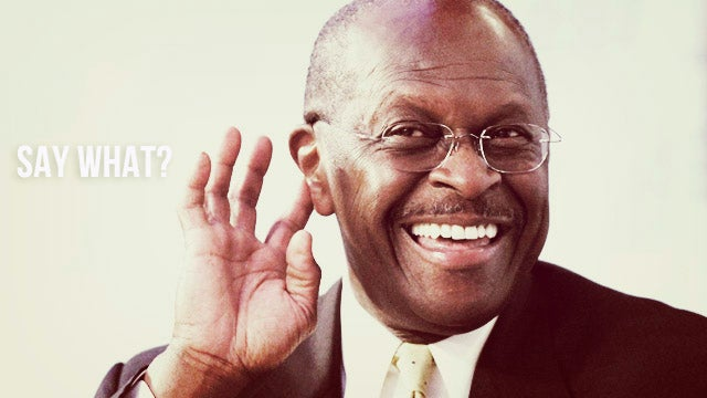 Herman Cain's Accuser Deserves A Chance To Talk