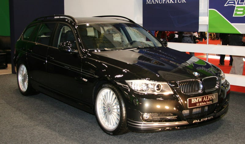 5 Alpina cars you will want.