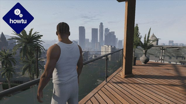 Five Ways You Can Make Grand Theft Auto V More Immersive