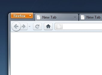 Consolidate Firefox 4 Beta's Toolbars Even Further